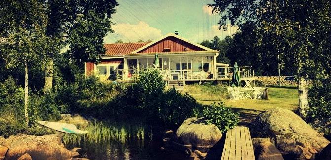 Ferienhaus in Schweden mieten