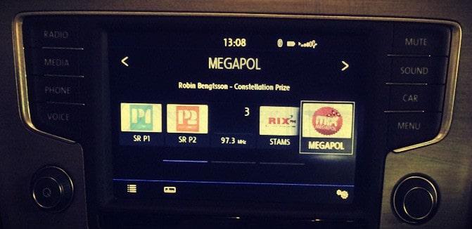 Schwedische Radiosender