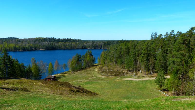 Aboda Klint Südschweden