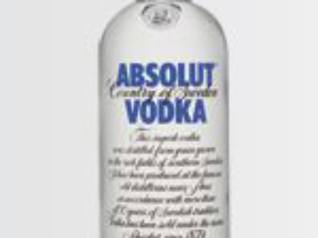 Bordershop - Absolut Vodka