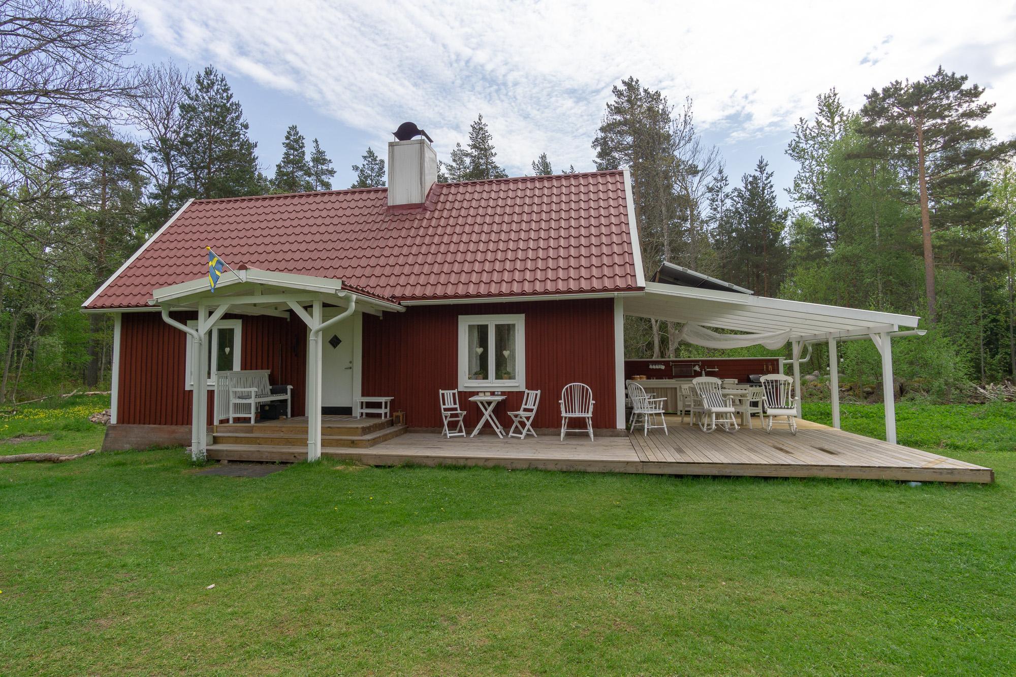 Ferienhaus Boasjö