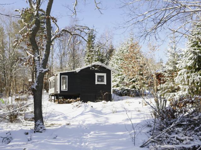 Schweden Ferienhaus Winter