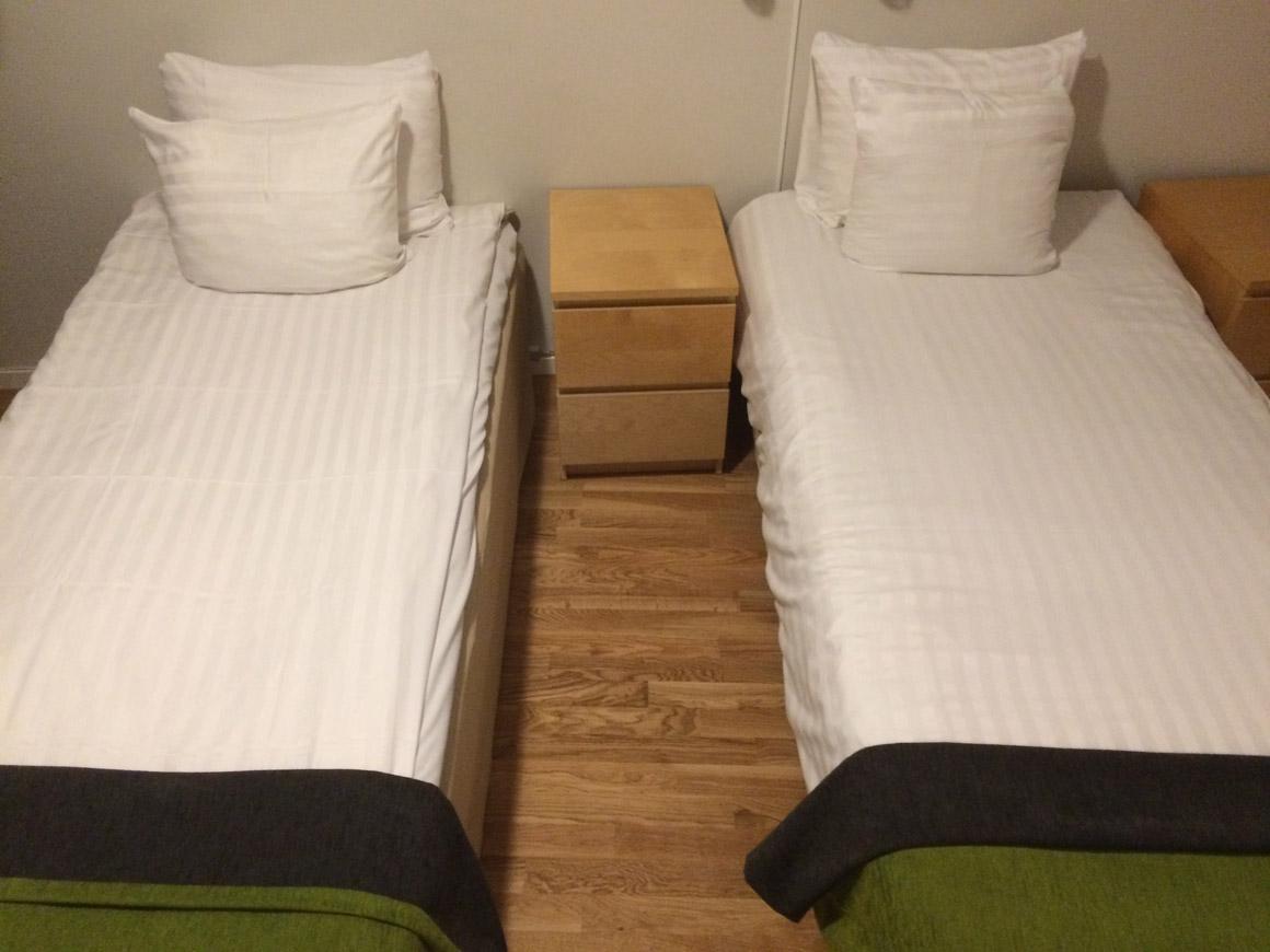 Erfahrungsbericht Hotel Sköna Nätter in Borås