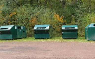 Mülltrennung in Schweden