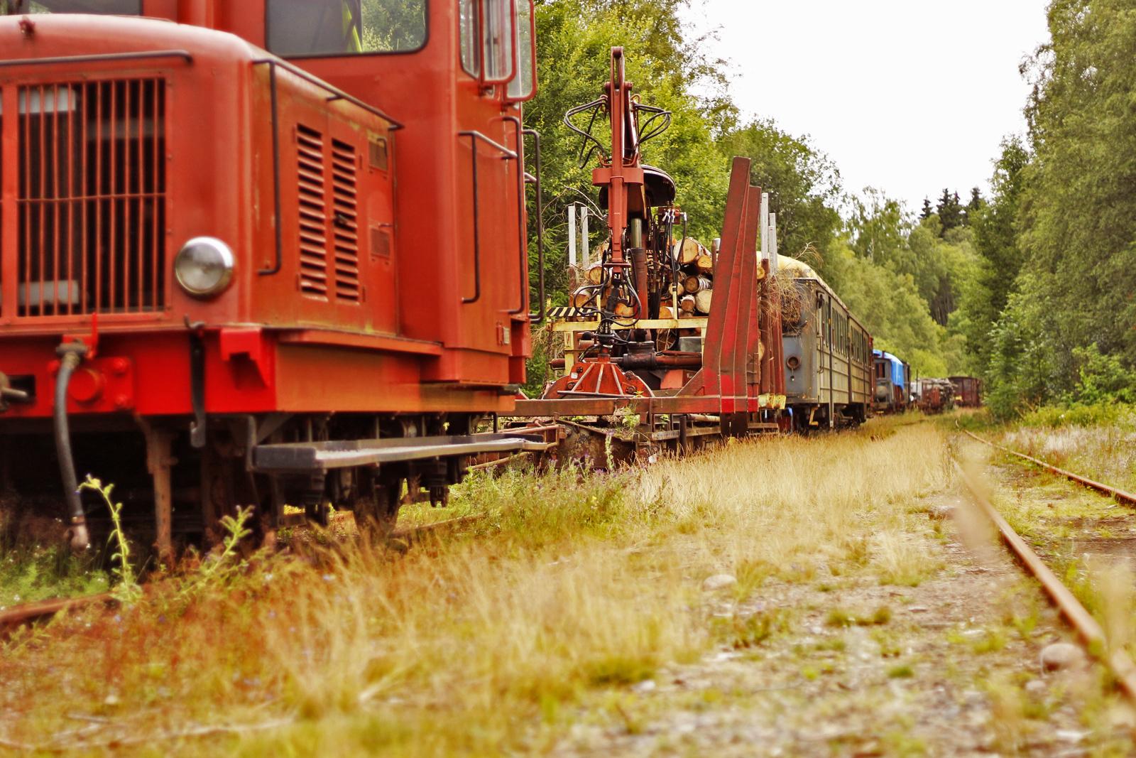 Schweden Eisenbahn