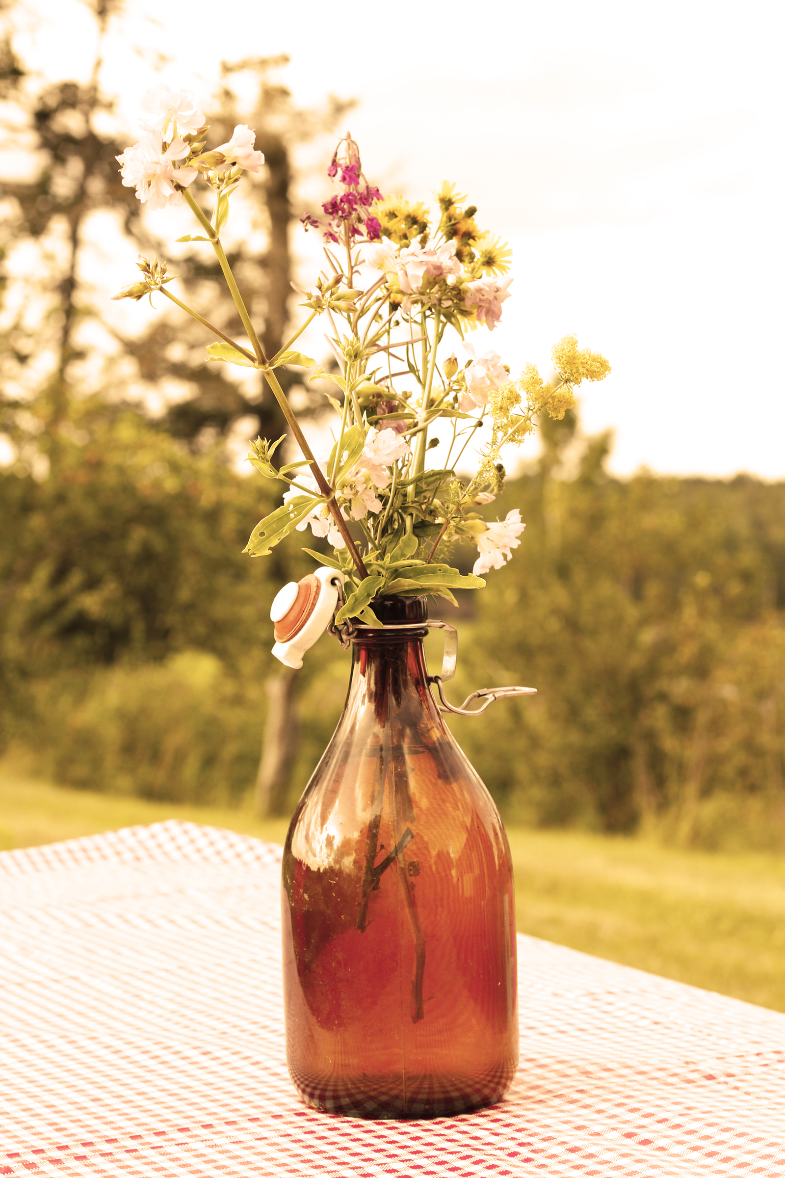 Schweden Blumenvase
