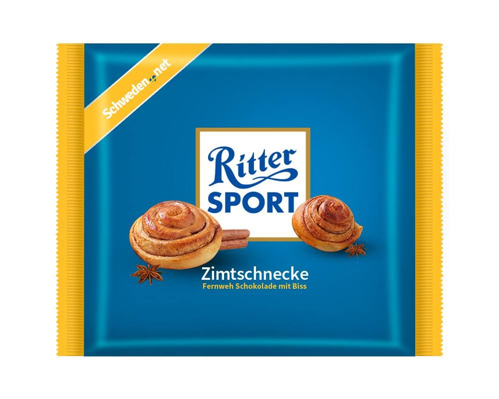 Ritter Sport Zimtschnecke