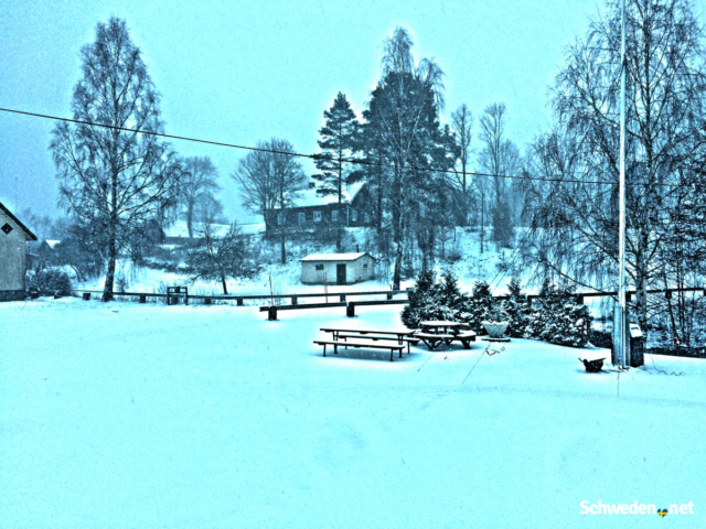 Schweden Winter