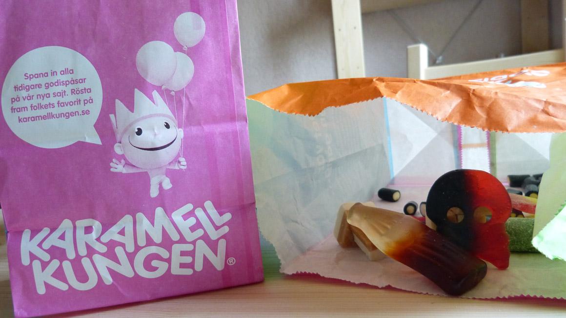 Schwedische Süßigkeiten